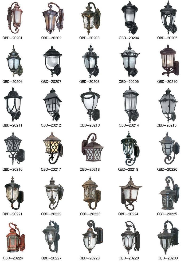 墙壁灯系列-202
