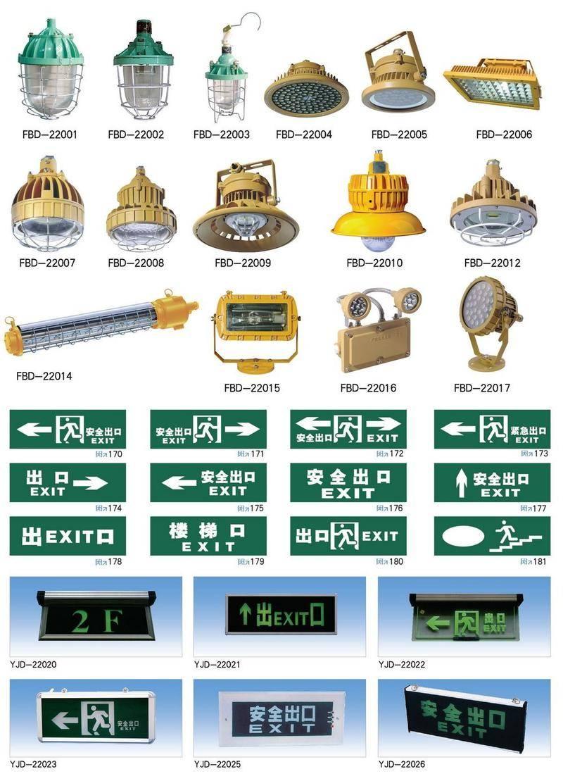 防爆/应急灯系列-220
