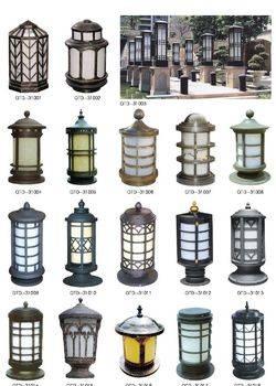 柱头灯系列-310