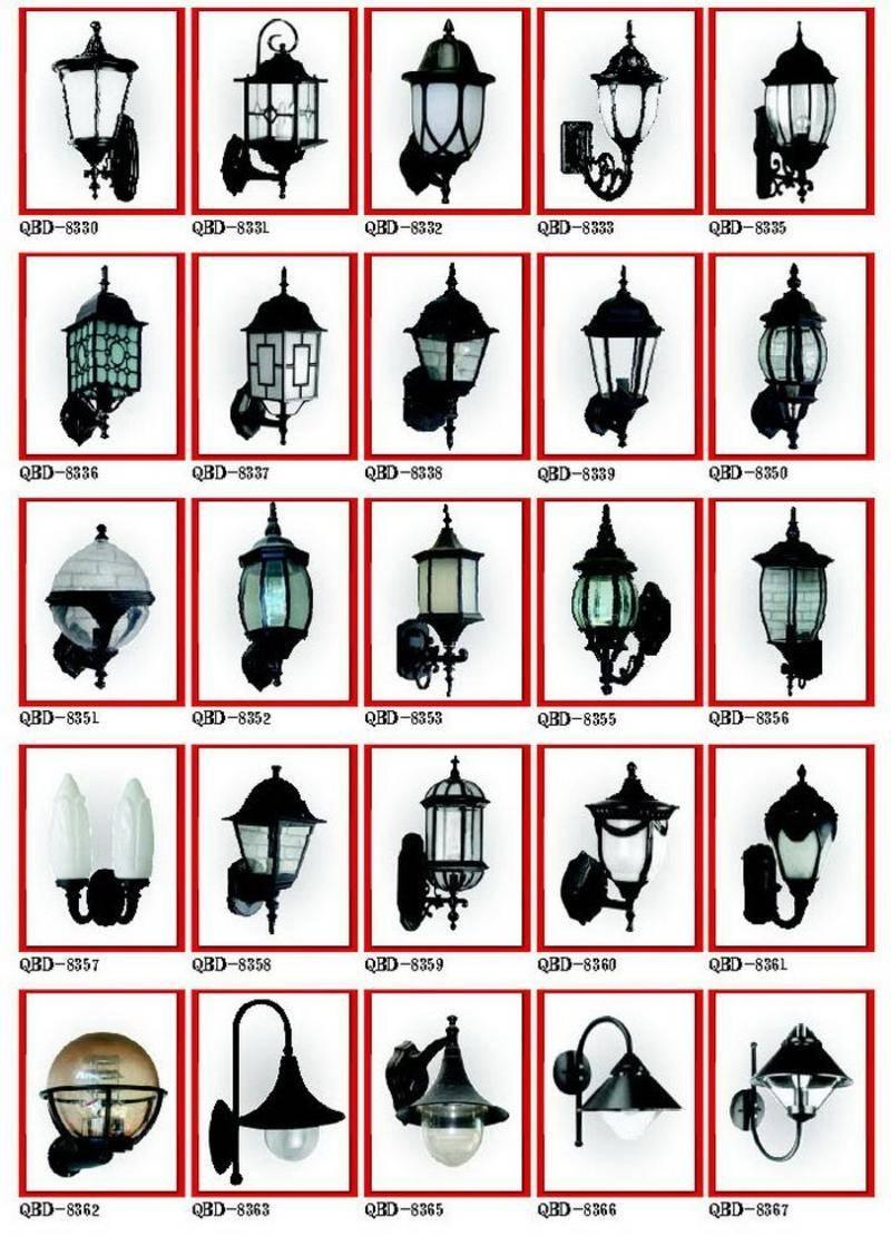 墙壁灯系列-351