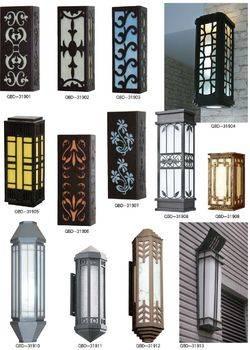 墙壁灯系列-319