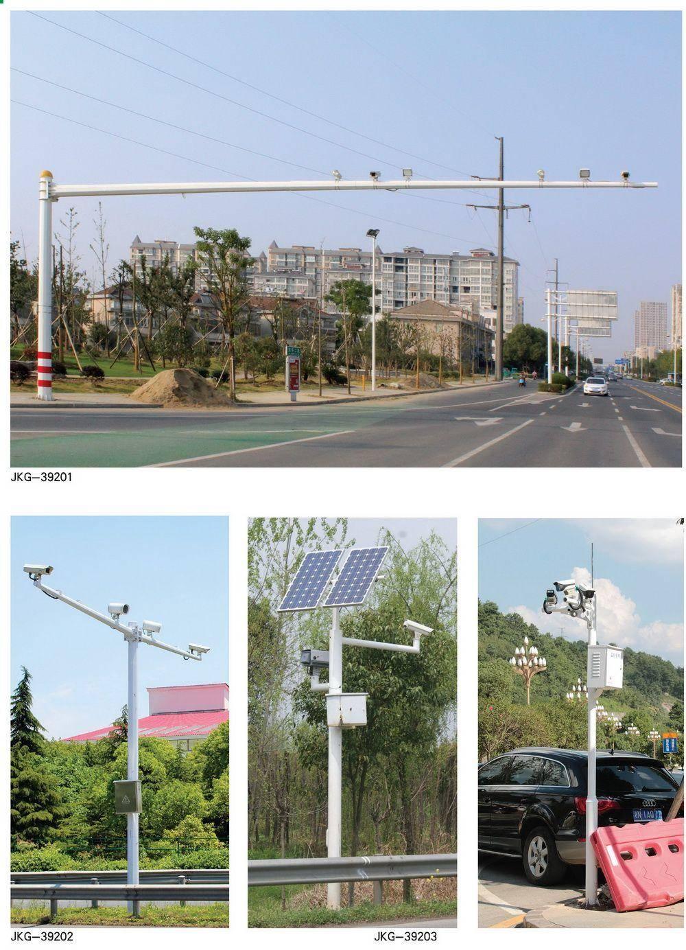 监控杆/信号灯系列-392