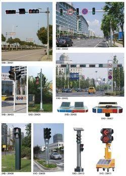 监控杆/信号灯系列-394