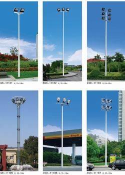 高中杆灯系列-111