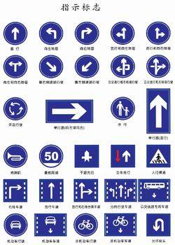 指示牌/监控杆系列-294