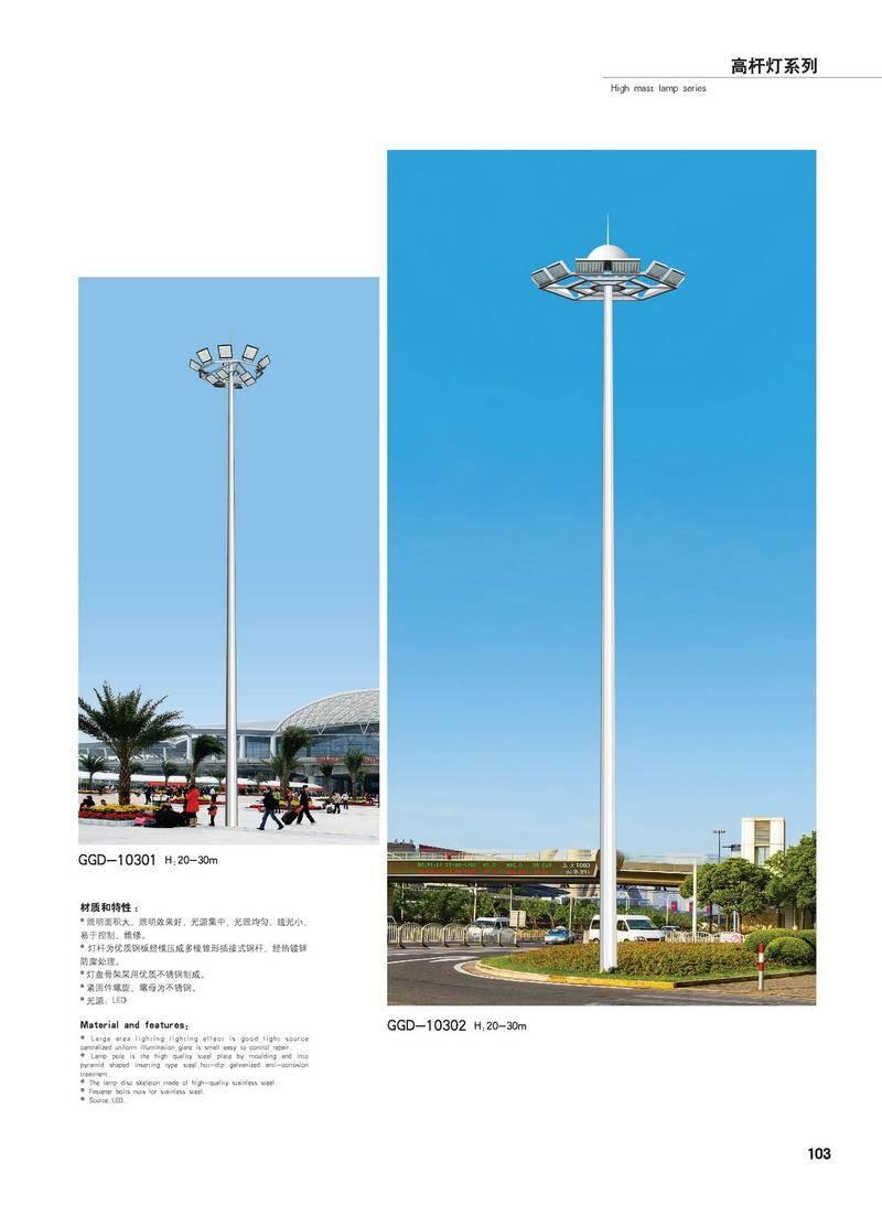 高中杆灯系列-103